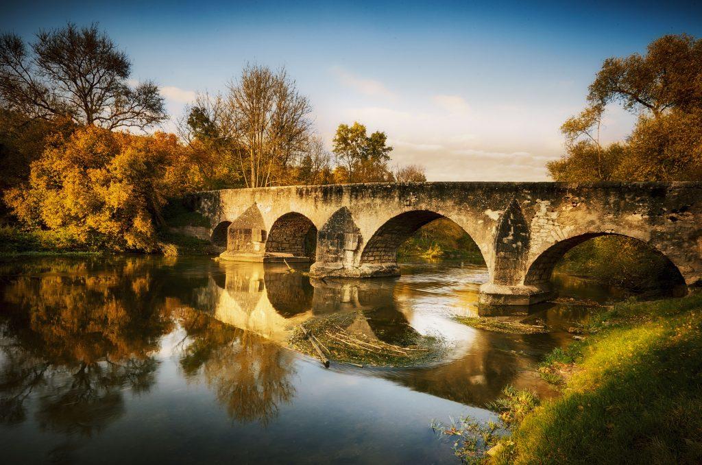 Römerbrücke bei Pfünz - Photodesign Altmühltal, Eichstätt