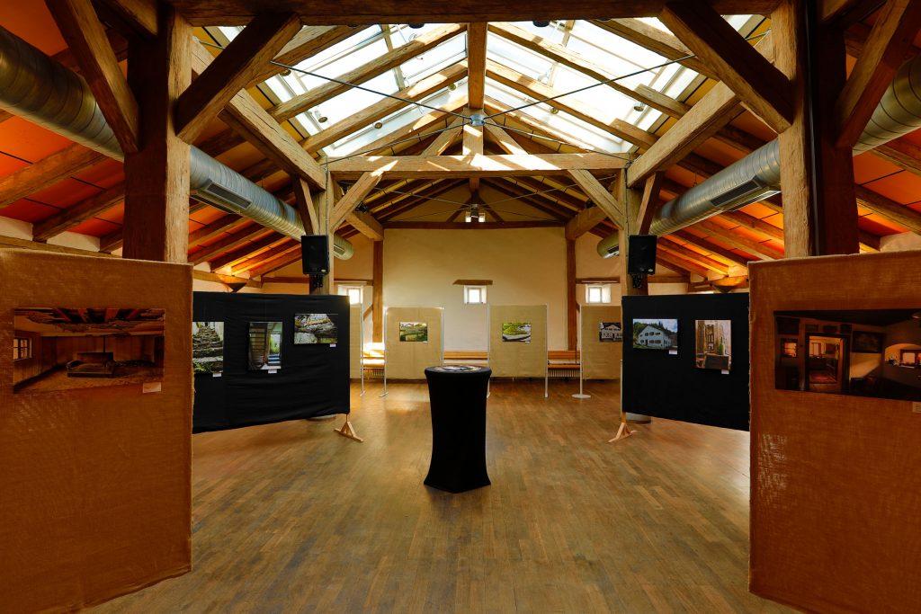Jurahaus Ausstellung in Mörnsheim