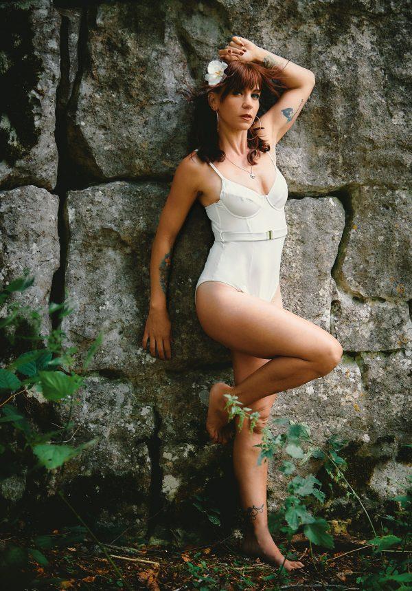 Outdoor Shooting mit Ina Modelina - Photodesign Altmühltal