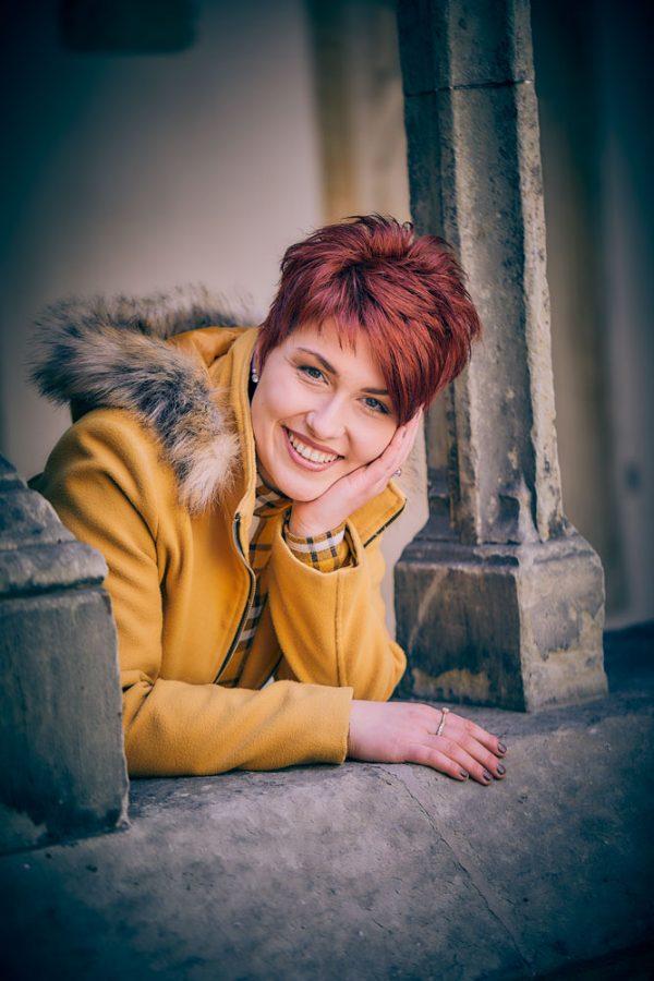 Porträt Shooting mit Ulrike - Photodesign Altmühltal