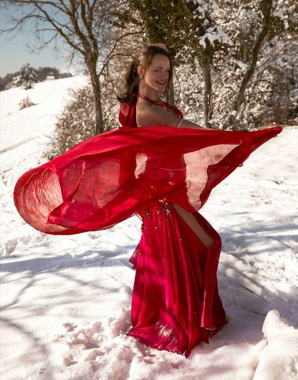 Belly Dance Shooting mit Maria - Photodesign Altmühltal